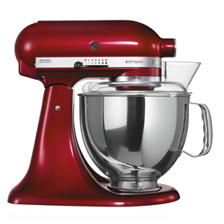 KITCHEN AID ARTISAN ROSSO IMPERIALE